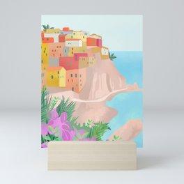 Cinque Terre 1 Mini Art Print