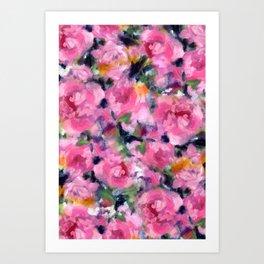 Roses, Roses Art Print