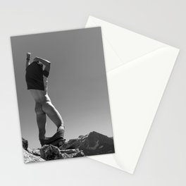 Mountain Freedom  Stationery Cards