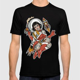 Out of this world (digital illustration) T-shirt