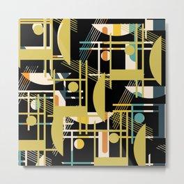 Chartreuse Metal Print