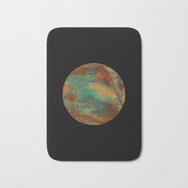 New Planet Bath Mat