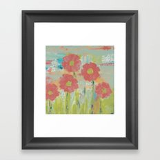 Lover of the Light Framed Art Print
