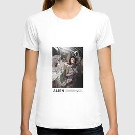 ALIEN Narcissus T-shirt