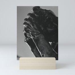 Auguste Rodin - Burger of Calais Statue Mini Art Print