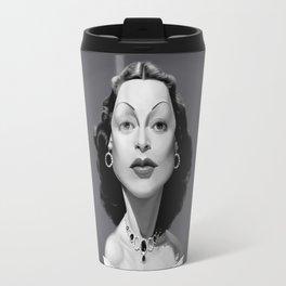 Hedy Lamarr Travel Mug