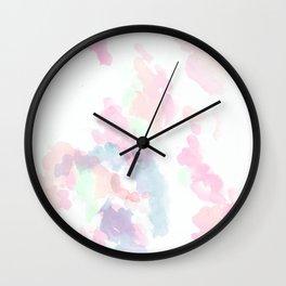 Weekend Paints 1 Wall Clock