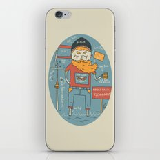 Berliner Kind iPhone & iPod Skin