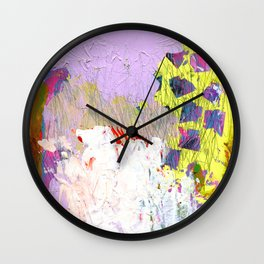 Bounce Back Wall Clock