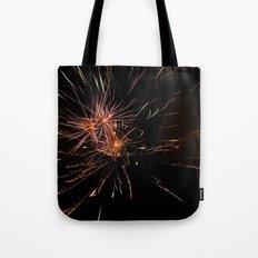 Fireworks4 Tote Bag