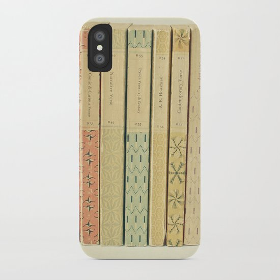 Old Books iPhone Case