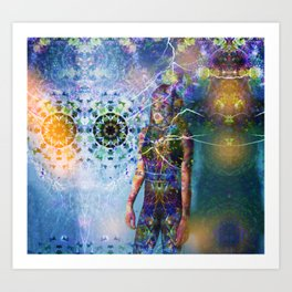 Depth Of Wonder Art Print