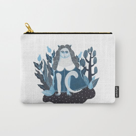 We are cats inside Carry-All Pouch