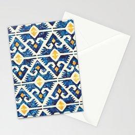 Thunderbird Kilim Watercolor Stationery Cards