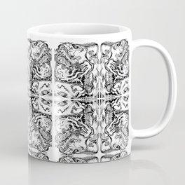 Mitochondrial Demon Skin Coffee Mug