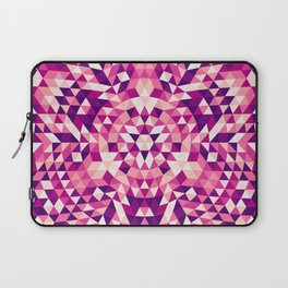 Triangle mandala 1 Laptop Sleeve