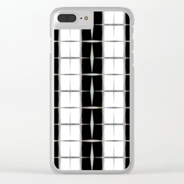 Helooter Skelooter Clear iPhone Case