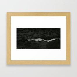 OzorEye Framed Art Print