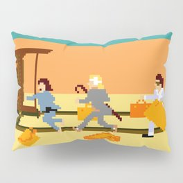 How Can A Train Be Lost? Pillow Sham