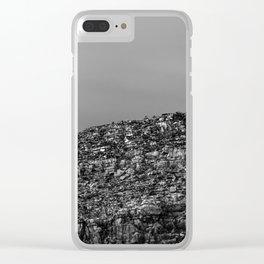 Precipice Edge Clear iPhone Case