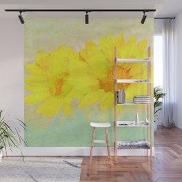 sun flower Wall Mural