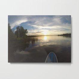 Lake Leelanau Metal Print