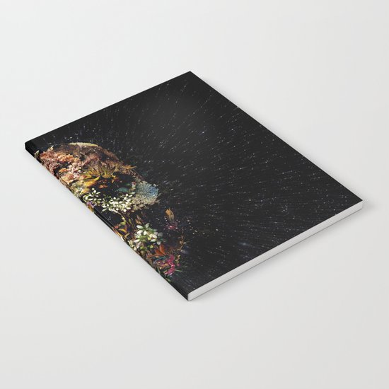 Smyrna Skull Notebook