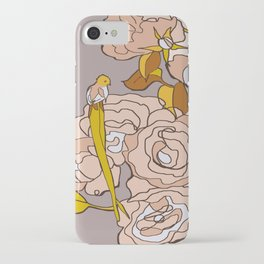 All we need is roses iPhone Case