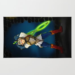 A Link to the Oni Rug