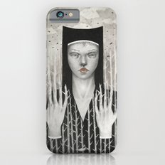 Forest Girl iPhone 6s Slim Case