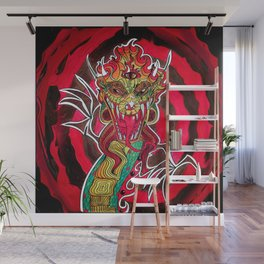Soul Dragon Wall Mural