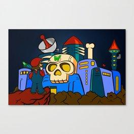 Another Castle Canvas Print