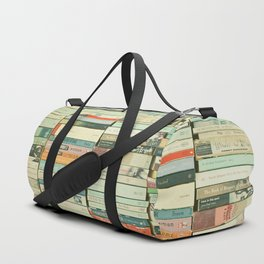 Bookworm Duffle Bag