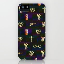 Cheap Thoughts iPhone Case