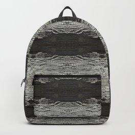 Oak Tree Bark Horizontal Nature Pattern by Debra Cortese Designs Backpack