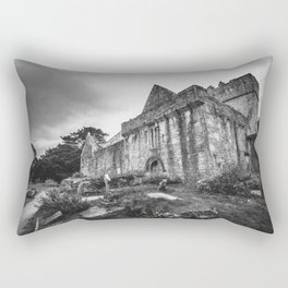 Muckross Abbey Rectangular Pillow