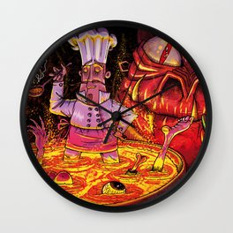 Hell´s Kitchen Wall Clock