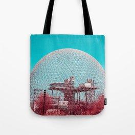 Surreal Montreal #6 Tote Bag