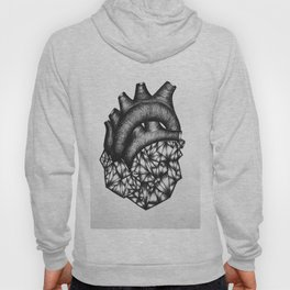 Crystal Heart Hoody
