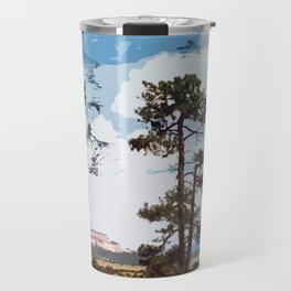 New Mexico Landscape Travel Mug