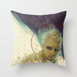 What have I done Throw Pillow