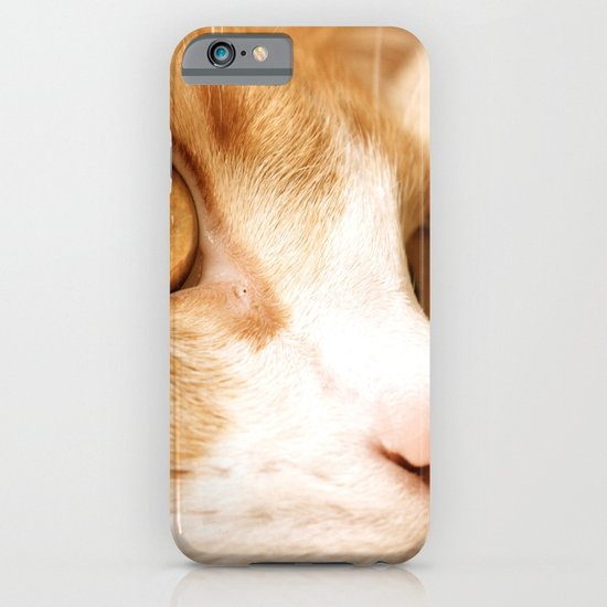 My cat iPhone & iPod Case
