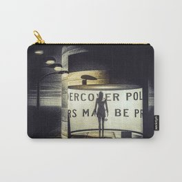 Stranger In Town Carry-All Pouch