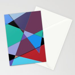 Abstract #513 Stationery Cards