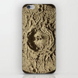 Astronomy for the Use of Schools and Academies (1882) - Copernicus, a Lunar Crater iPhone Skin
