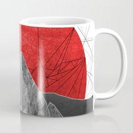 The Rising Sun  Coffee Mug