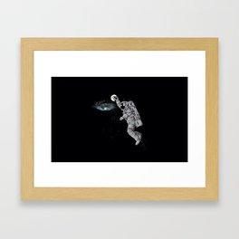 Space Jam Framed Art Print