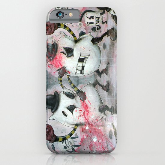 Pillow Fight!!! iPhone & iPod Case