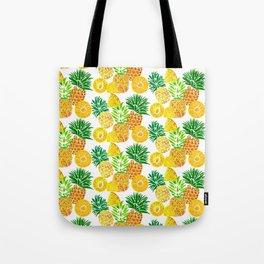 Tropical Prickles Tote Bag