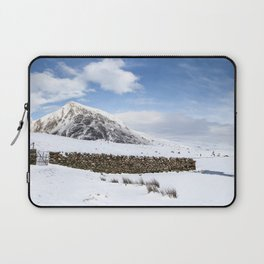 A Winter Wonderland Laptop Sleeve